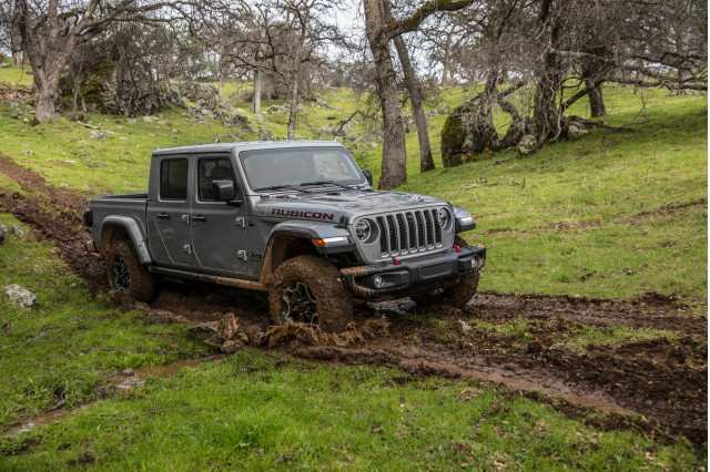 59 Gallery of 2020 Jeep Gladiator Fuel Economy Performance with 2020 Jeep Gladiator Fuel Economy
