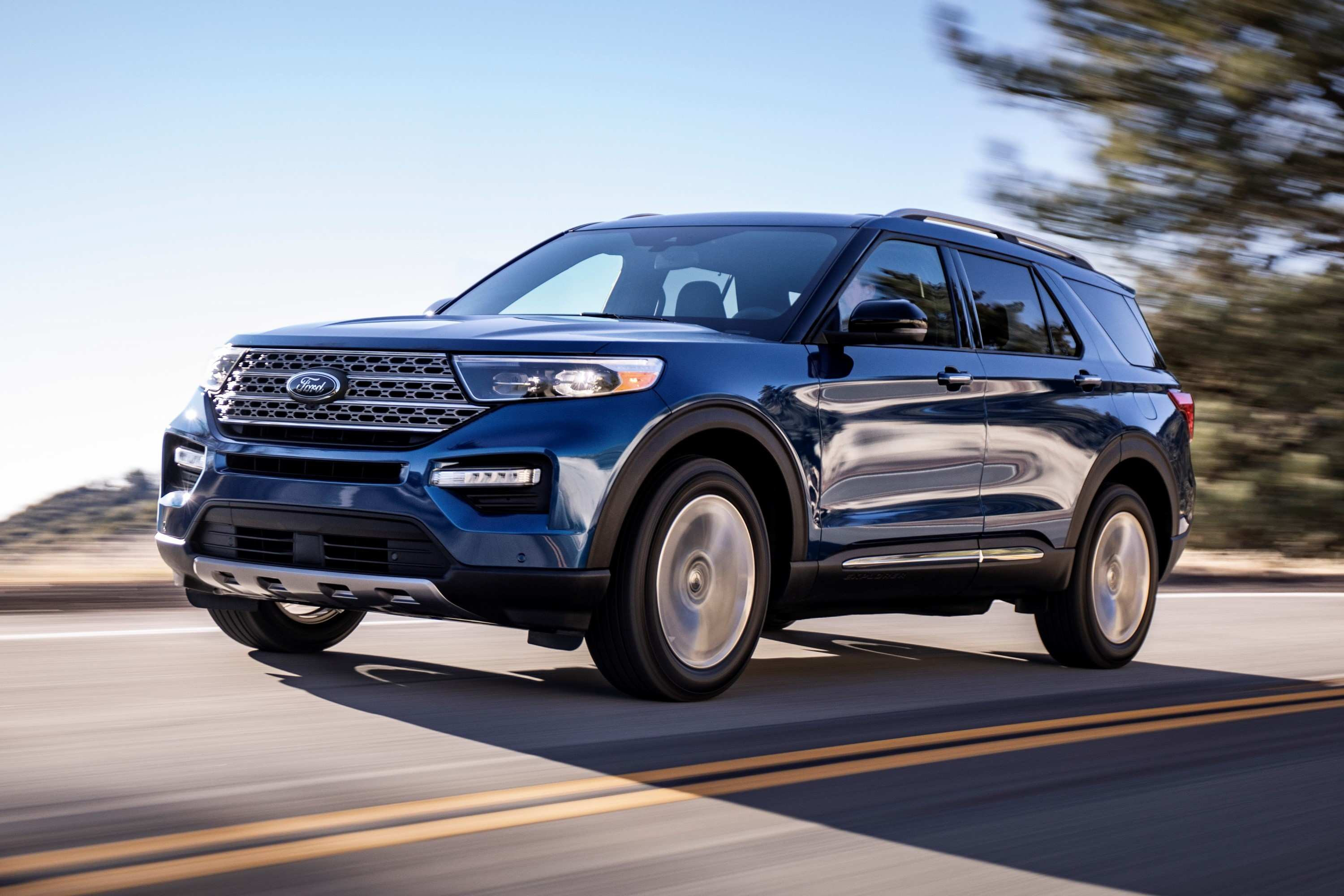 59 Gallery of Ford Unveils The New 2020 Explorer Specs and Review with Ford Unveils The New 2020 Explorer