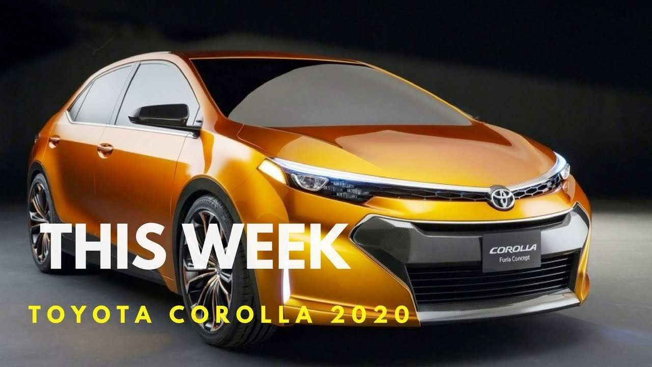 59 Gallery of Toyota Models 2020 History for Toyota Models 2020