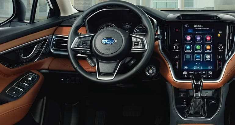 59 Great Subaru Legacy 2020 Interior Configurations by Subaru Legacy 2020 Interior