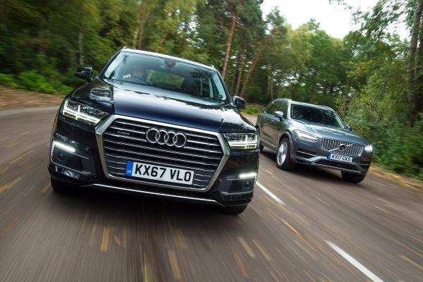 59 Great Xe Audi Q7 2020 Exterior and Interior by Xe Audi Q7 2020