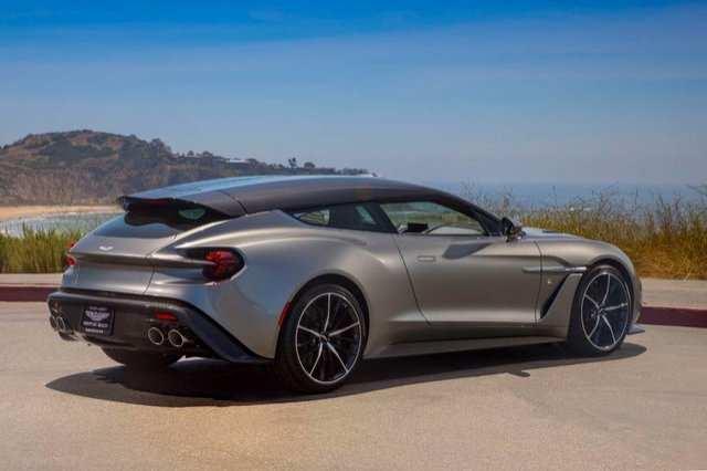 59 New 2019 Aston Martin Vanquish First Drive for 2019 Aston Martin Vanquish
