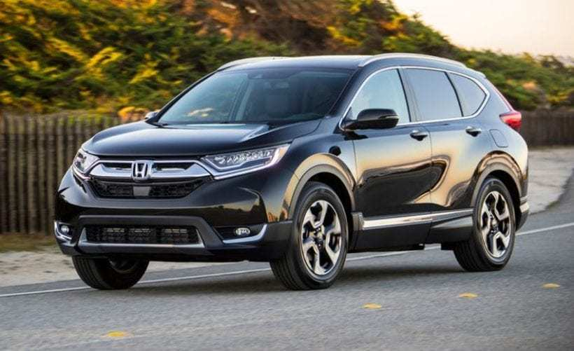 59 New Honda Crv 2020 Model Performance and New Engine by Honda Crv 2020 Model