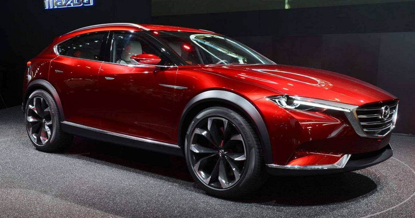 59 New Mazda X3 2020 Redesign by Mazda X3 2020