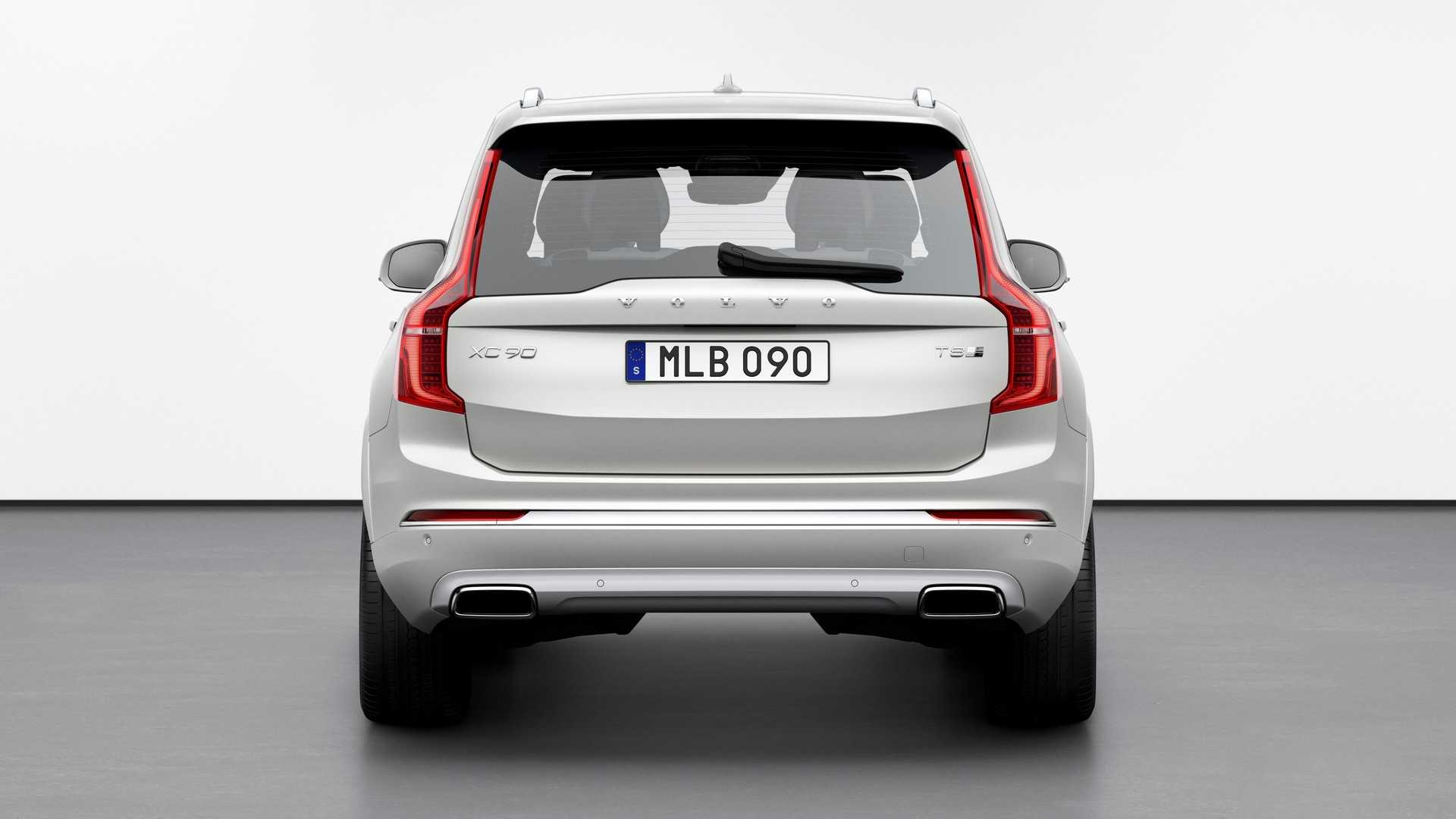 59 New Volvo Xc90 Model Year 2020 Images with Volvo Xc90 Model Year 2020