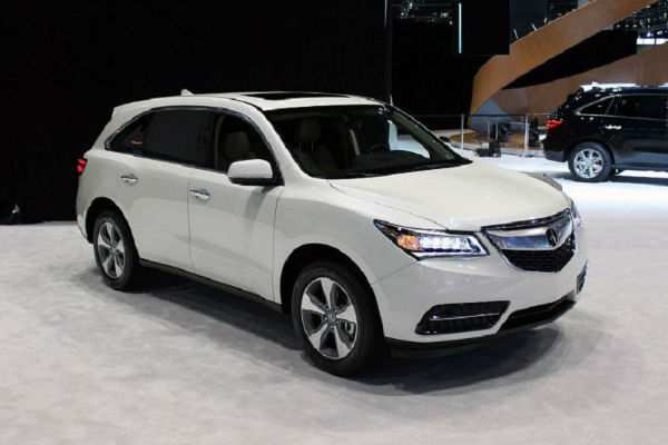 59 The 2020 Acura Mdx Changes Exterior for 2020 Acura Mdx Changes