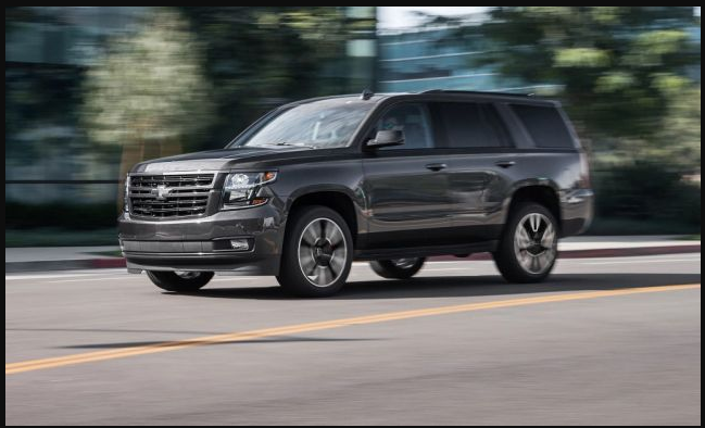 59 The Chevrolet Tahoe 2020 Release Date Exterior and Interior for Chevrolet Tahoe 2020 Release Date