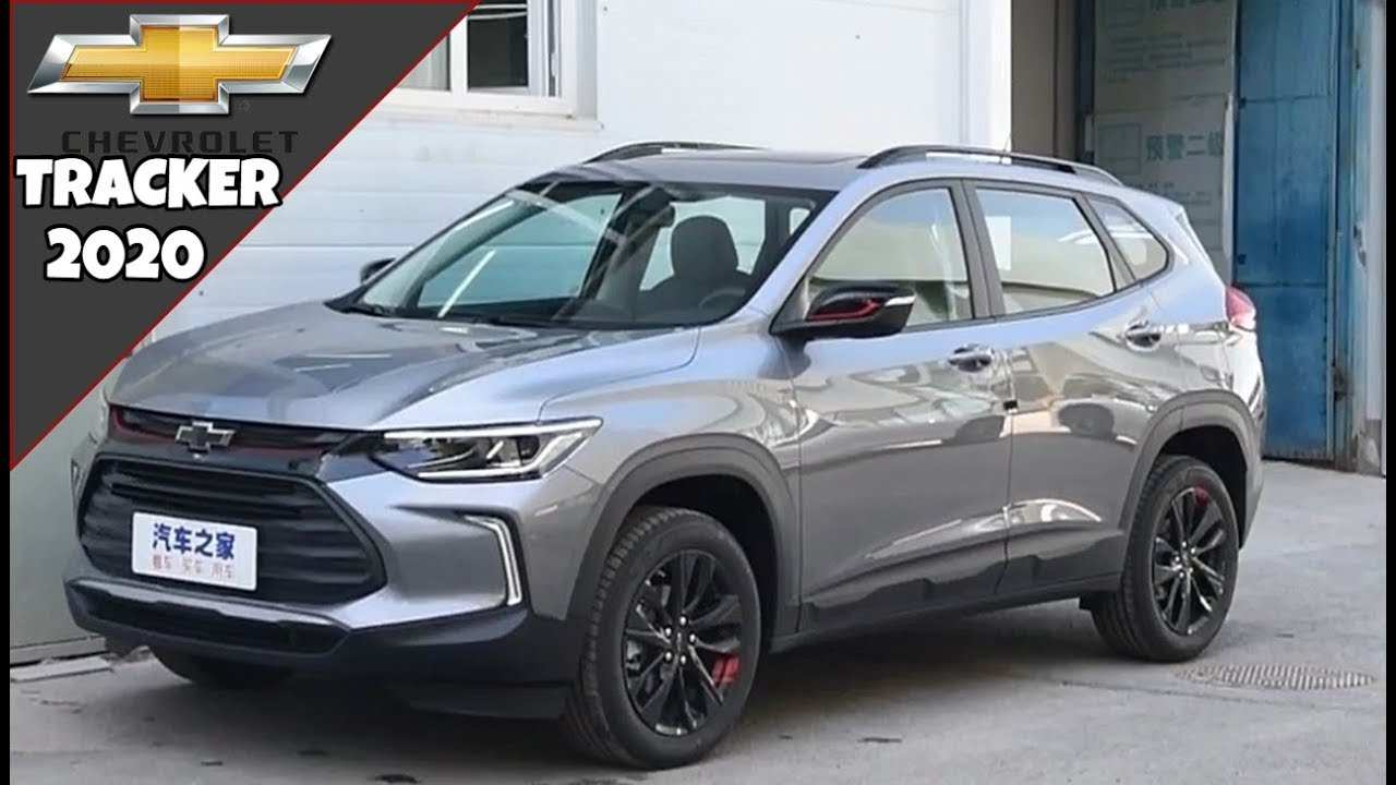 59 The Chevrolet Tracker 2020 Release Date by Chevrolet Tracker 2020