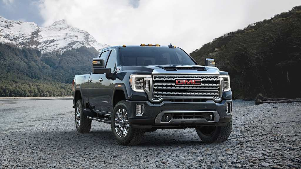 59 The Gmc Denali 2020 Redesign and Concept with Gmc Denali 2020