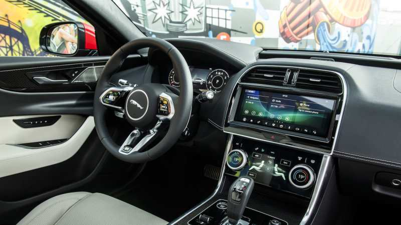 60 All New Jaguar Xe 2020 Interior Model by Jaguar Xe 2020 Interior