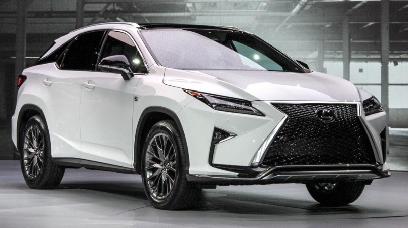 60 All New Lexus Rx 450H 2020 Research New with Lexus Rx 450H 2020