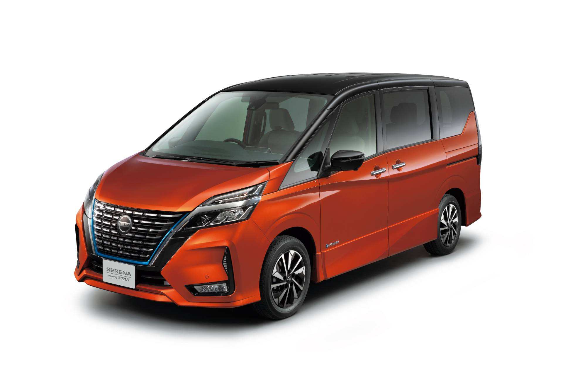60 All New Nissan Serena 2020 Review with Nissan Serena 2020