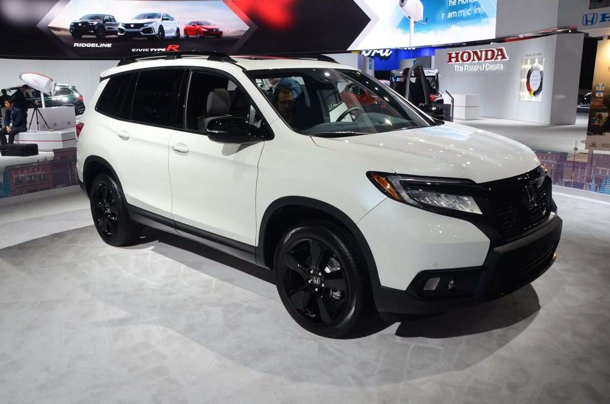 60 Best Review Honda Passport 2020 Spesification with Honda Passport 2020