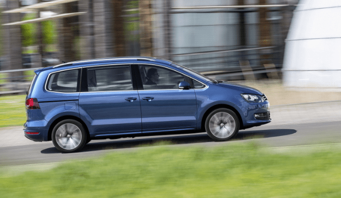 60 Best Review Volkswagen Sharan 2020 Engine by Volkswagen Sharan 2020