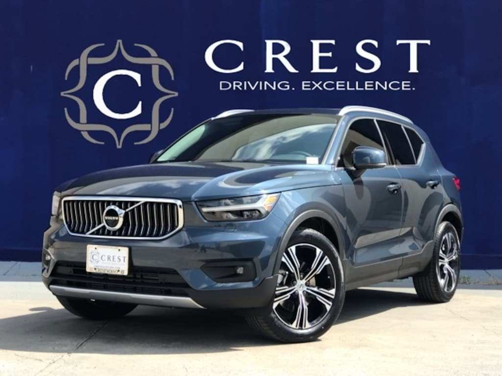 60 Best Review Volvo Xc40 Inscription 2020 First Drive for Volvo Xc40 Inscription 2020