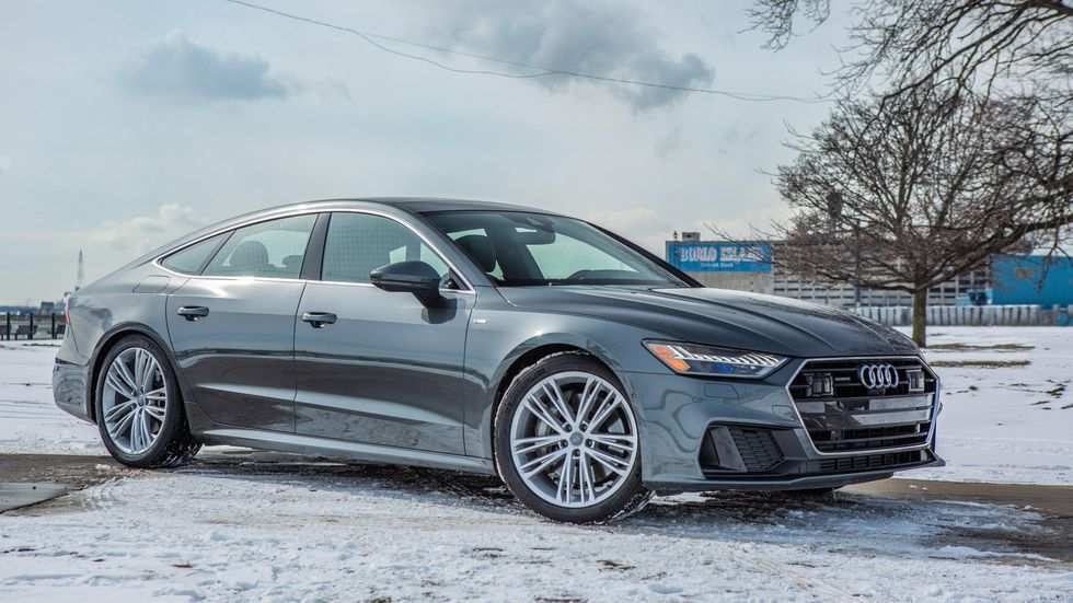 60 Concept of 2019 Audi A7 Style with 2019 Audi A7