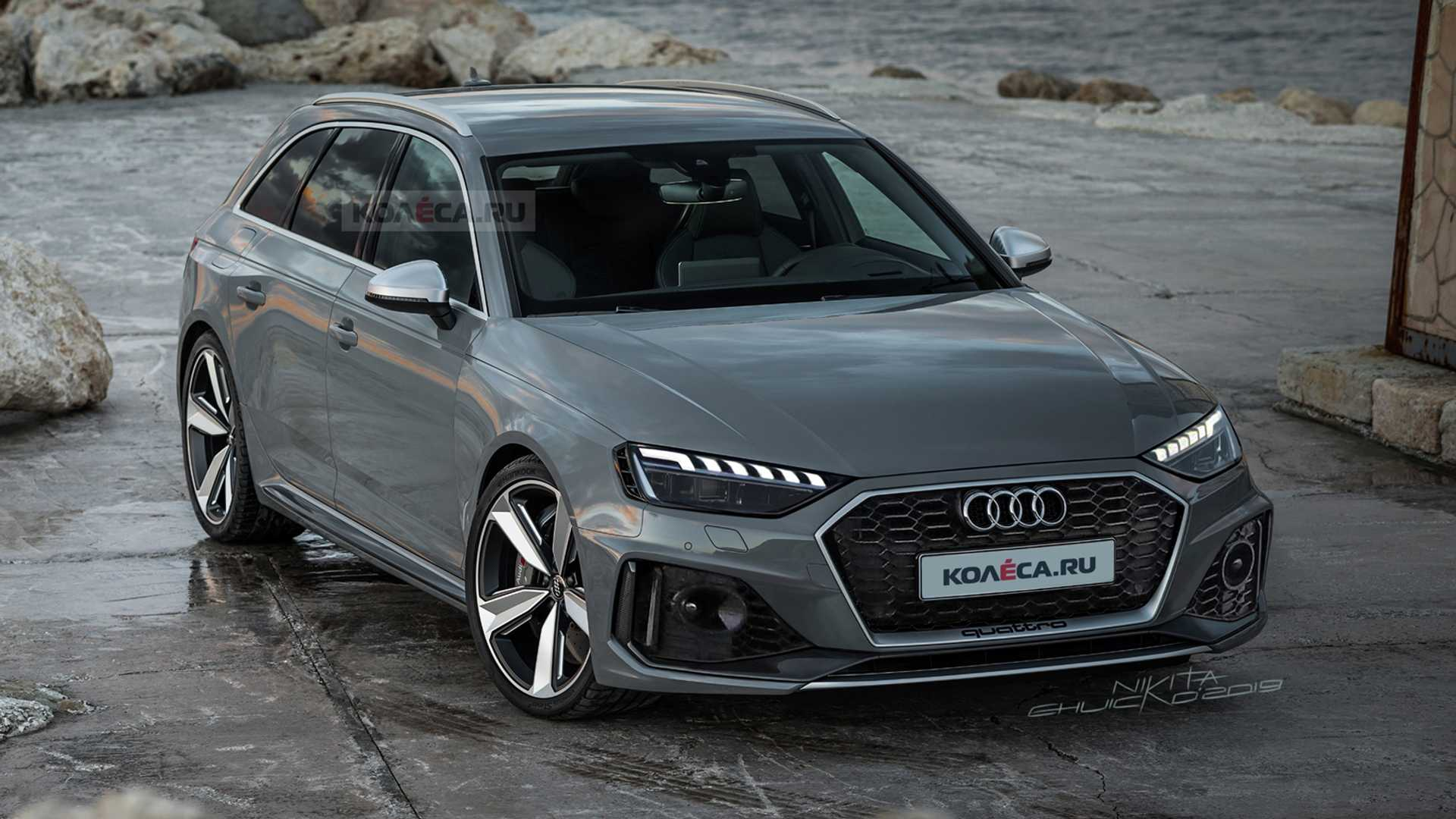 60 Concept of 2020 Audi Rs6 Wagon Performance and New Engine with 2020 Audi Rs6 Wagon