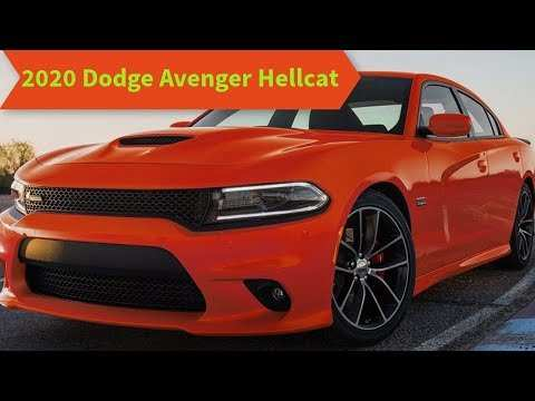 60 Concept of Dodge Avenger 2020 Performance and New Engine with Dodge Avenger 2020