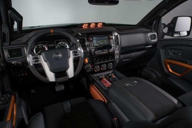 60 Concept of Nissan Titan Warrior 2020 Exterior and Interior for Nissan Titan Warrior 2020
