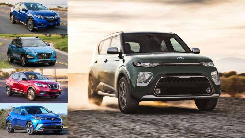 60 Gallery of 2020 Kia Soul Vs Honda Hrv Review for 2020 Kia Soul Vs Honda Hrv
