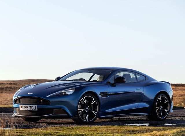 60 New 2019 Aston Martin Vanquish Images with 2019 Aston Martin Vanquish