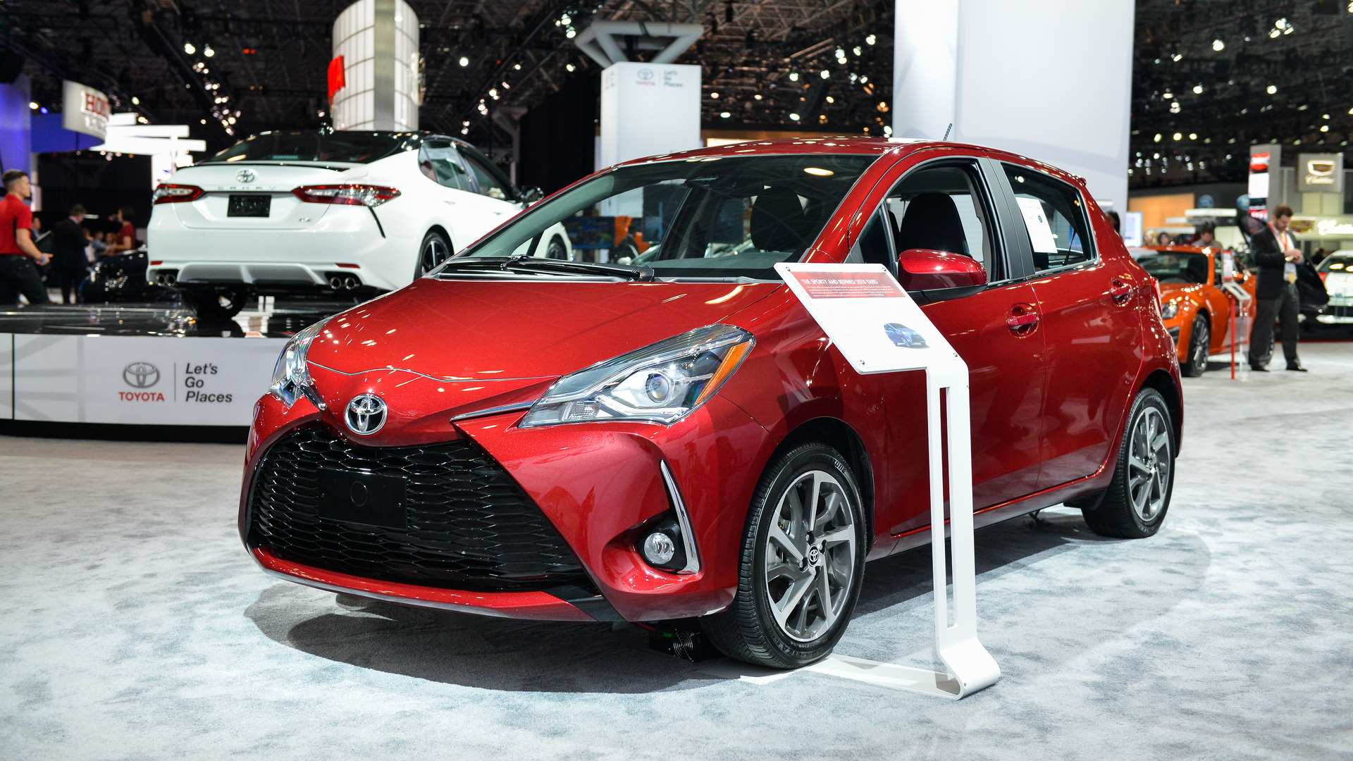 60 New Toyota Yaris 2020 Concept New Concept for Toyota Yaris 2020 Concept