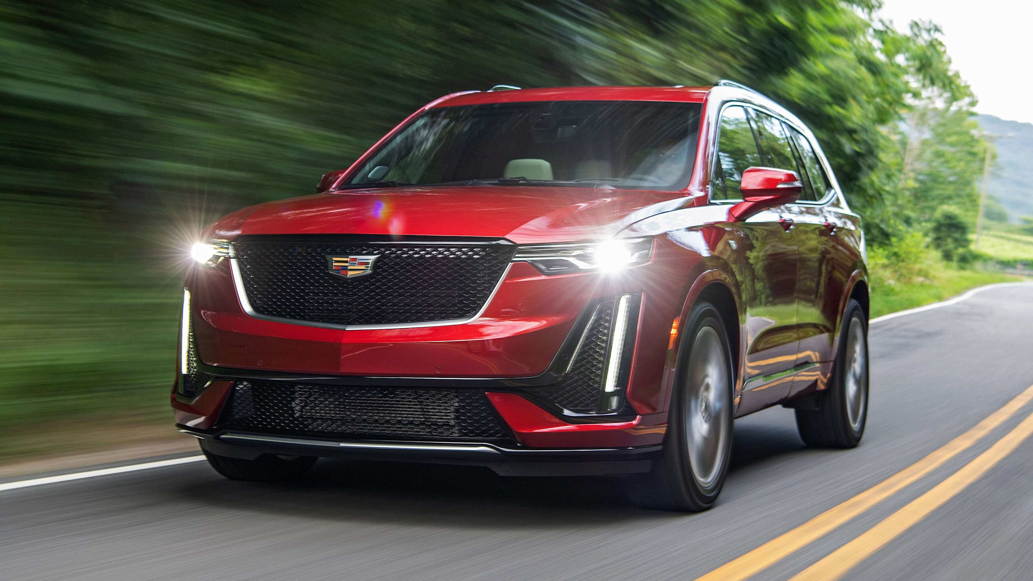 60 The Cadillac Xt6 2020 Release Date by Cadillac Xt6 2020