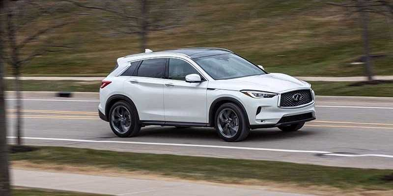 61 All New 2020 Infiniti Qx50 Sport Specs and Review for 2020 Infiniti Qx50 Sport