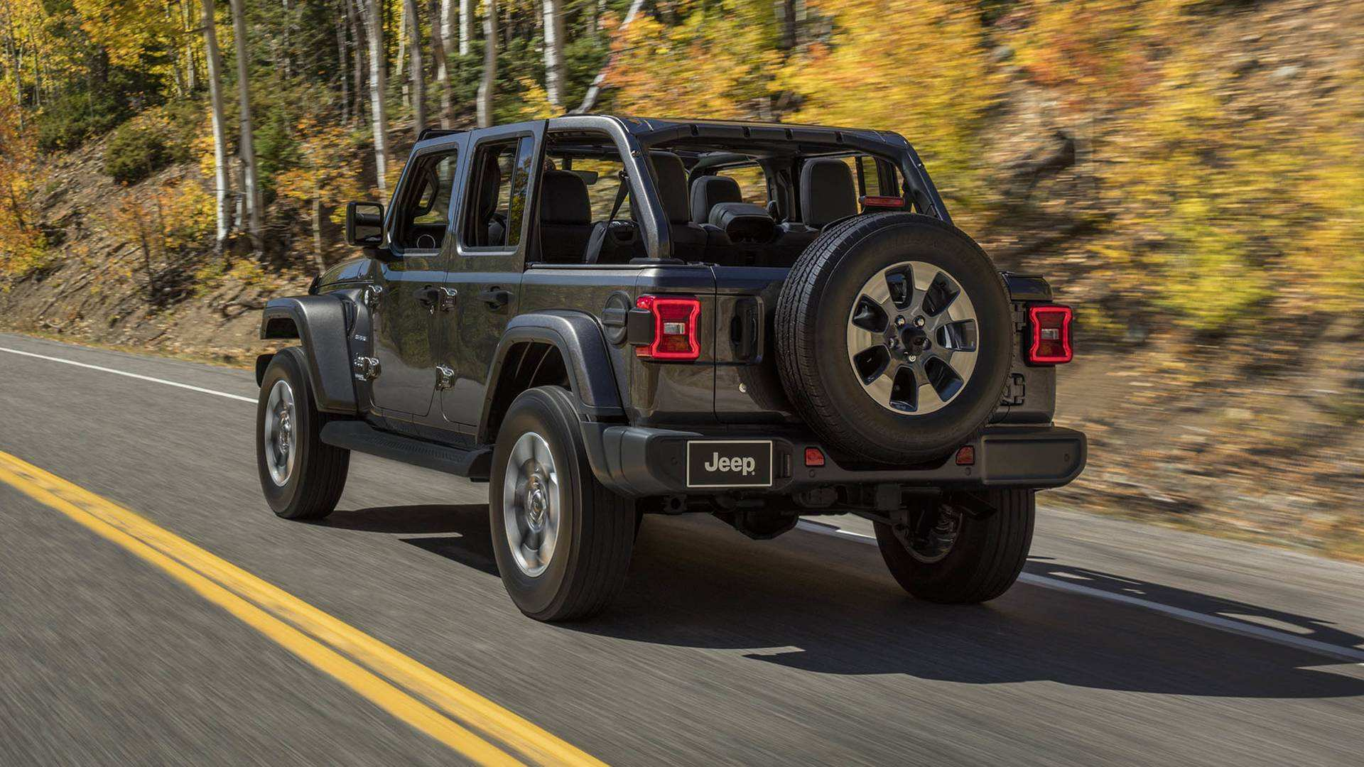 61 All New Jeep Hybrid 2020 Performance for Jeep Hybrid 2020