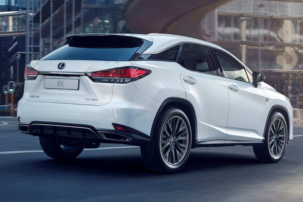 61 All New When Will 2020 Lexus Suv Come Out Specs and Review for When Will 2020 Lexus Suv Come Out