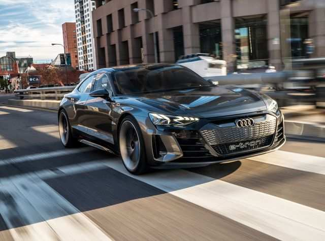 61 Best Review 2020 Audi E Tron Gt Configurations with 2020 Audi E Tron Gt