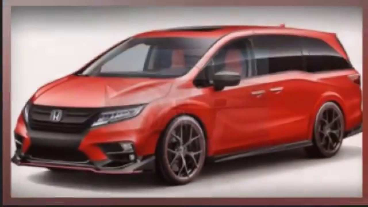 61 Best Review Honda Odyssey Type R 2020 First Drive by Honda Odyssey Type R 2020