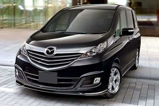 61 Concept of Mazda Minivan 2020 First Drive for Mazda Minivan 2020