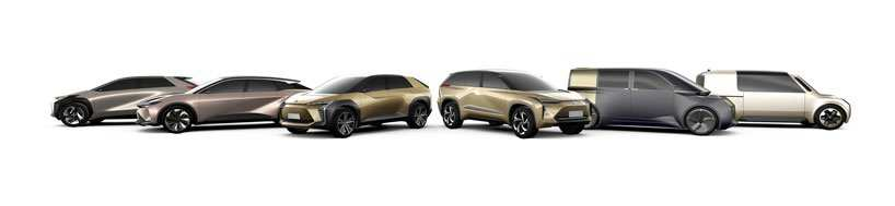 61 Concept of Toyota Bev 2020 Performance for Toyota Bev 2020