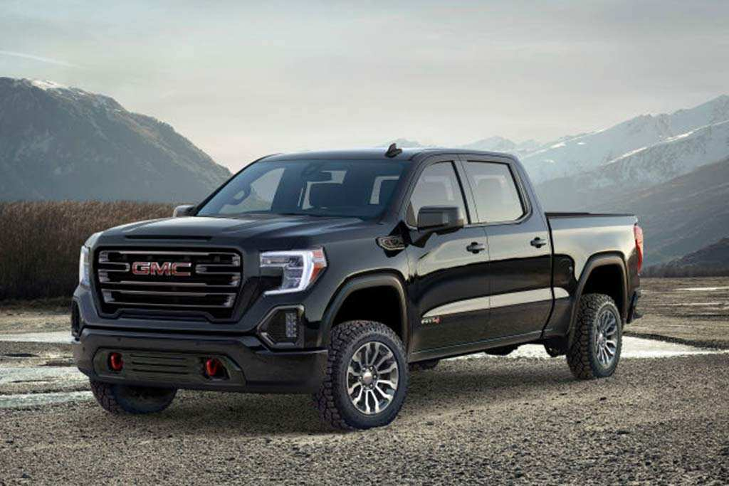61 Gallery of Gmc Pickup 2020 New Concept by Gmc Pickup 2020