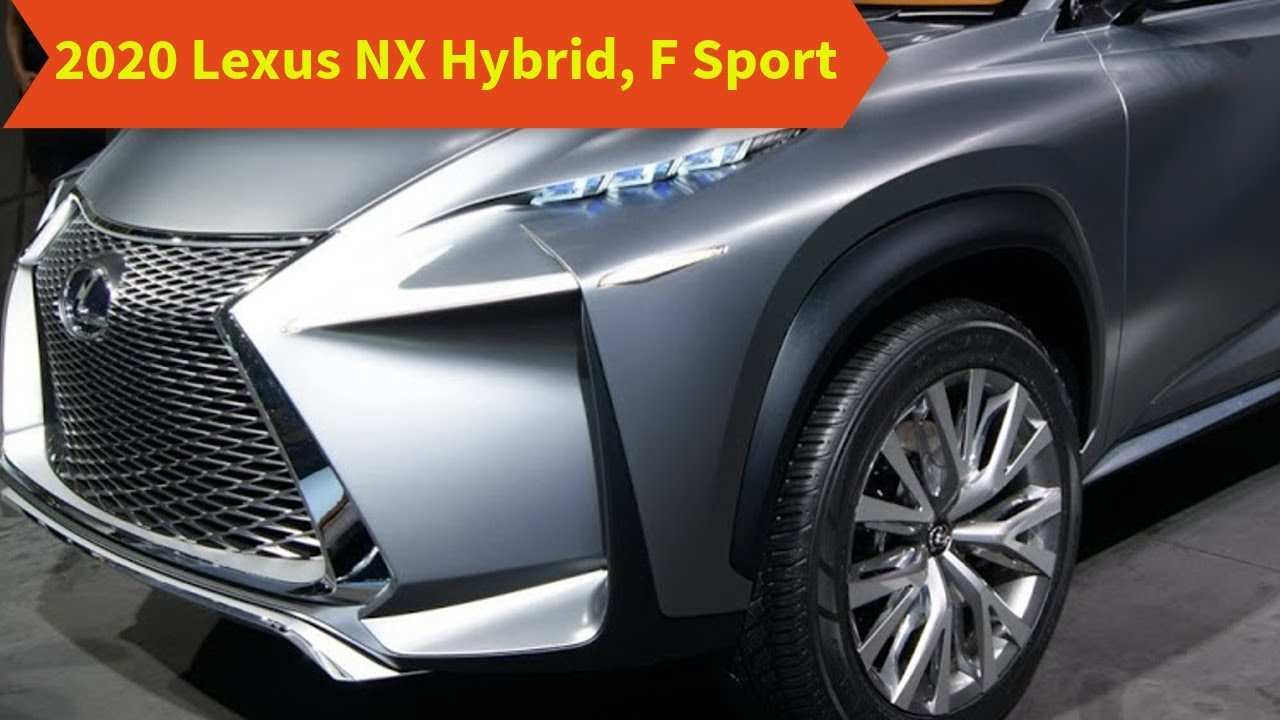 61 Gallery of Lexus Nx 2020 News Specs for Lexus Nx 2020 News