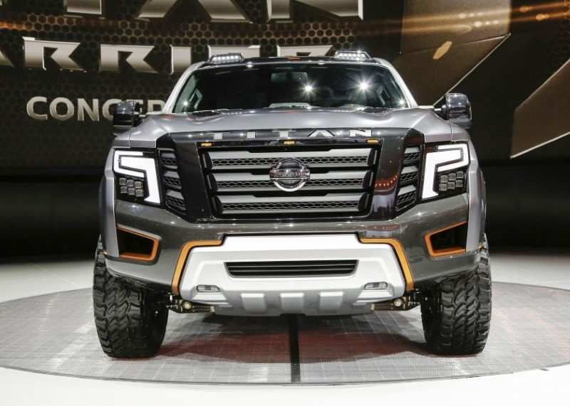 61 Gallery of Nissan Titan Xd 2020 Ratings by Nissan Titan Xd 2020