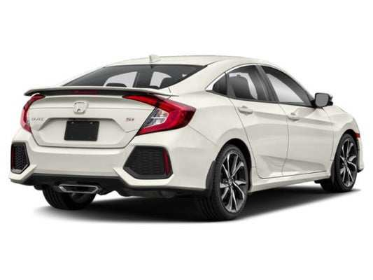 61 Great 2019 Honda Civic Si Performance with 2019 Honda Civic Si
