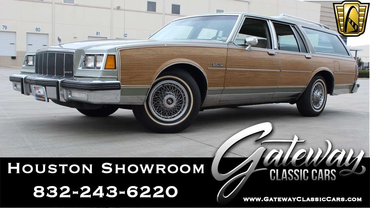 61 Great 2020 Buick Electra Estate Wagon Images by 2020 Buick Electra Estate Wagon