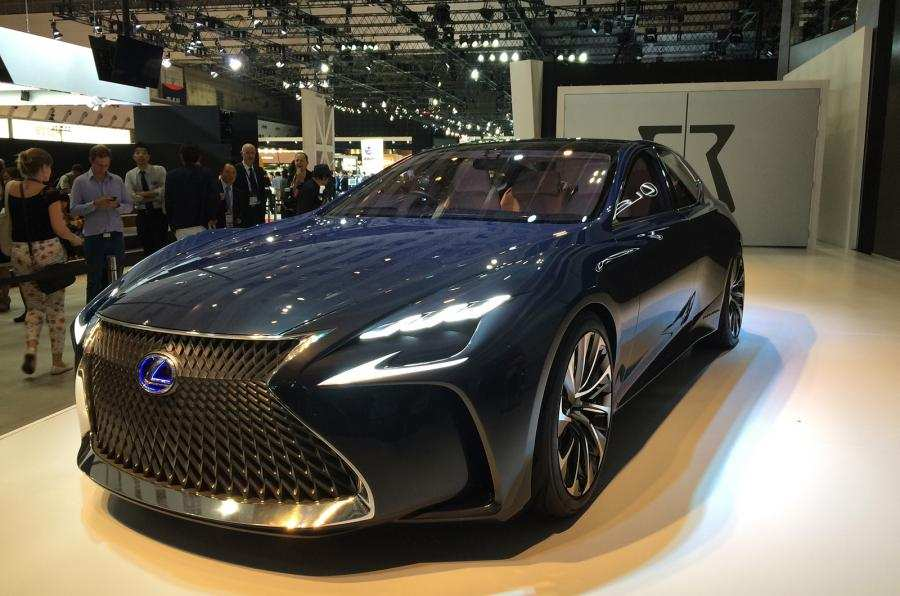 61 Great Lexus Concept 2020 Performance and New Engine for Lexus Concept 2020