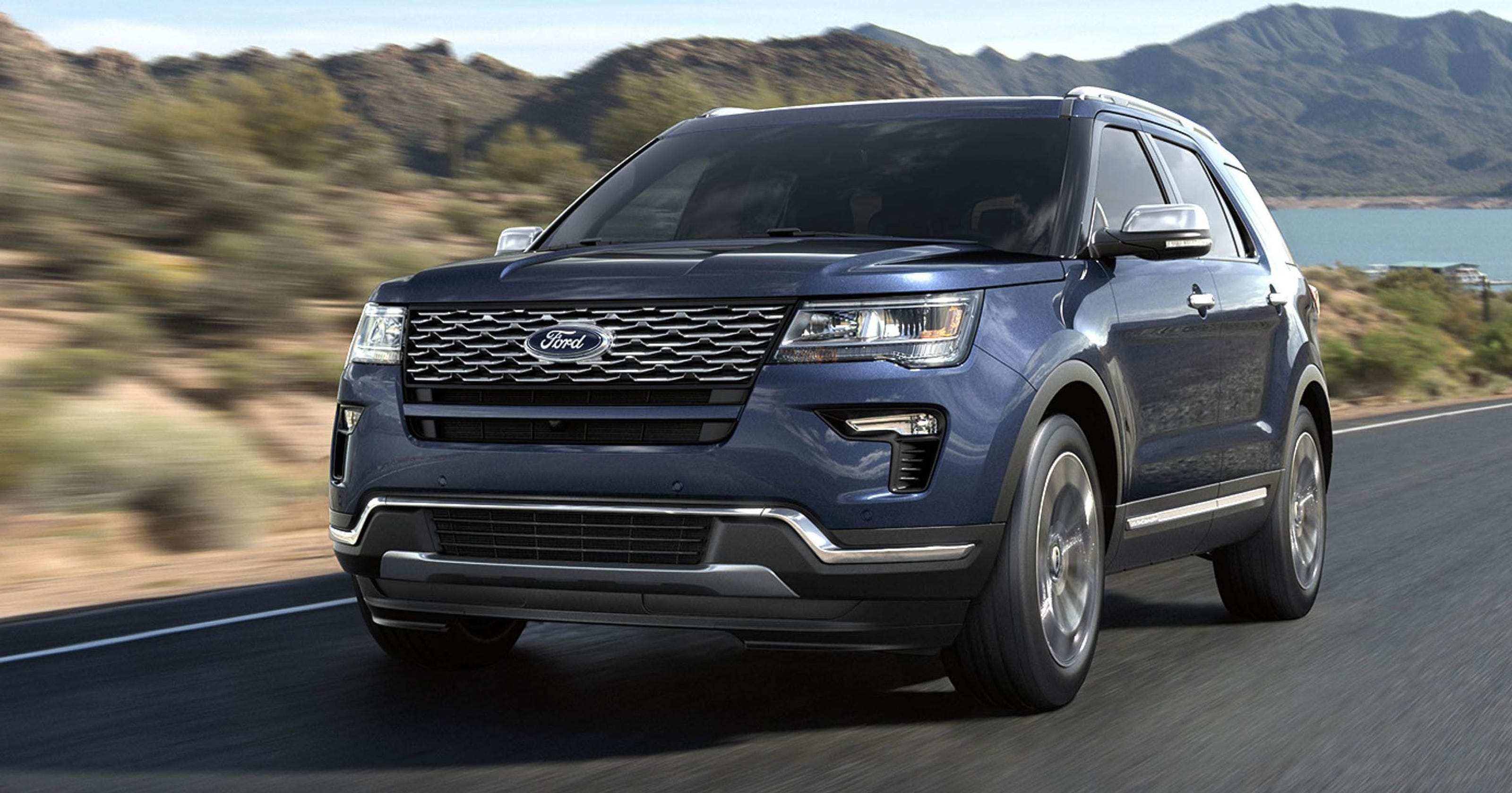 61 New 2020 Ford Explorer Job 1 Release for 2020 Ford Explorer Job 1
