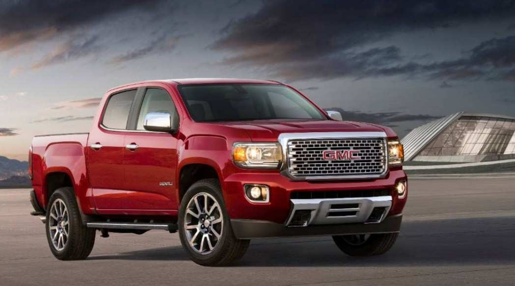 61 New 2020 Gmc Canyon Redesign Exterior for 2020 Gmc Canyon Redesign