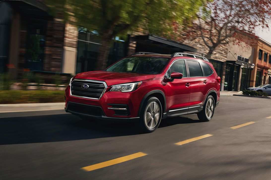 61 New Subaru Ascent 2020 Updates New Review for Subaru Ascent 2020 Updates