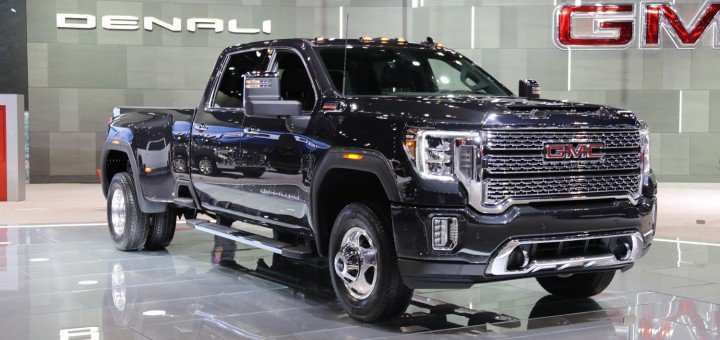 61 The 2020 Gmc 3500 Release Date Pictures for 2020 Gmc 3500 Release Date