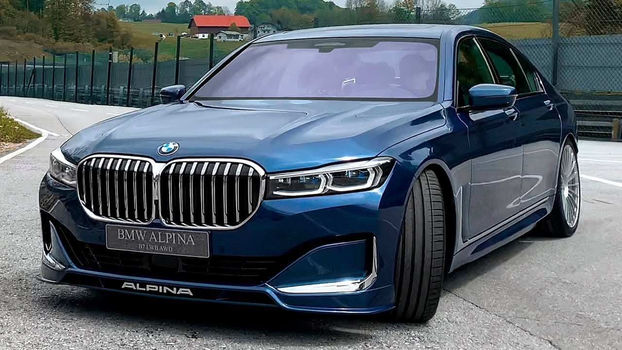 61 The Bmw Alpina B7 2020 Style for Bmw Alpina B7 2020