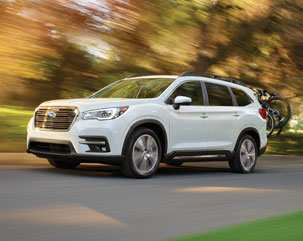61 The Subaru Ascent 2020 Specs and Review for Subaru Ascent 2020