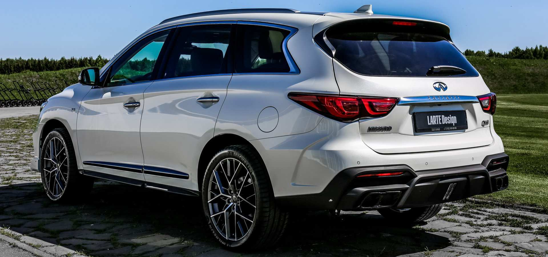 61 The When Does The 2020 Infiniti Qx60 Come Out First Drive by When Does The 2020 Infiniti Qx60 Come Out