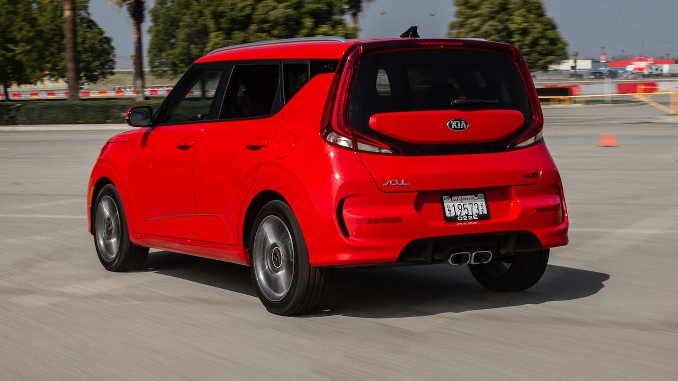 62 All New 2020 Kia Soul Gt Turbo Ratings for 2020 Kia Soul Gt Turbo