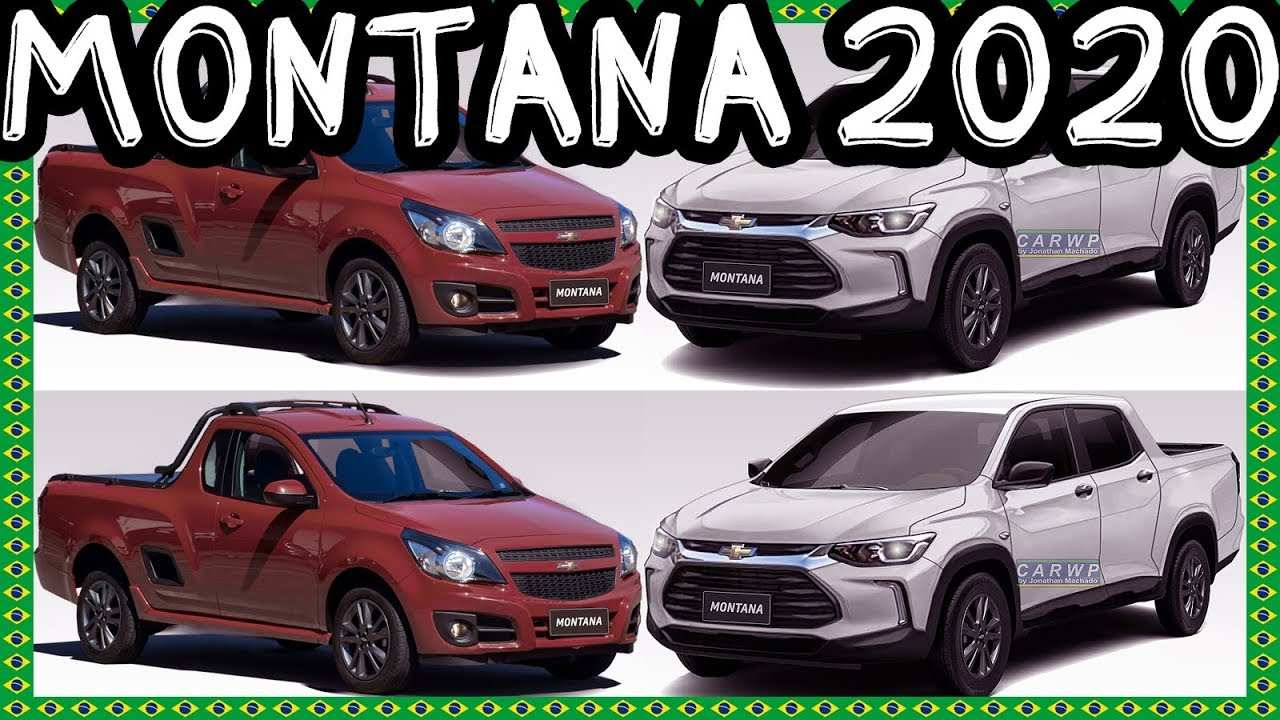 62 All New Chevrolet Montana 2020 Pictures for Chevrolet Montana 2020