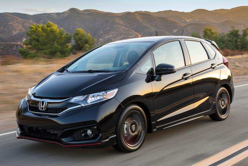 62 Best Review 2019 Honda Fit Specs by 2019 Honda Fit